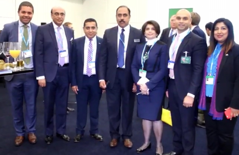 CFOP with Lord Ahmad and Myles Stacey CCHQ