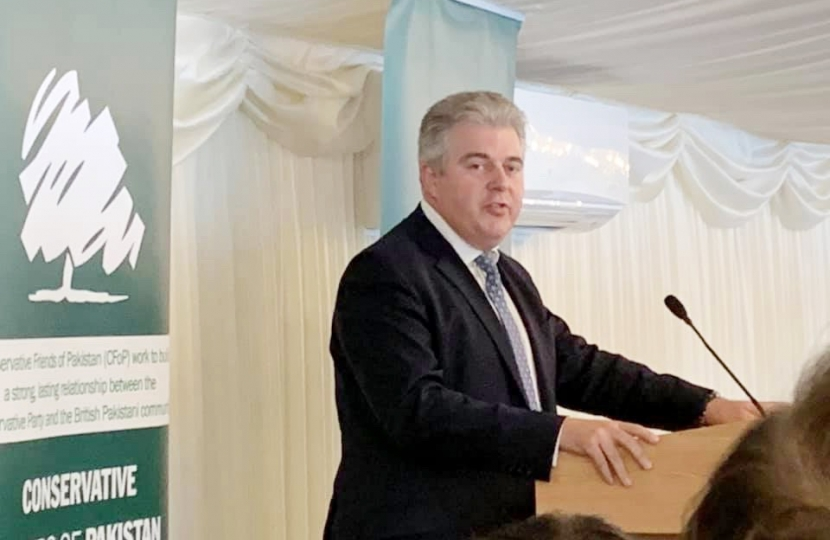 Rt Hon Brandon Lewis
